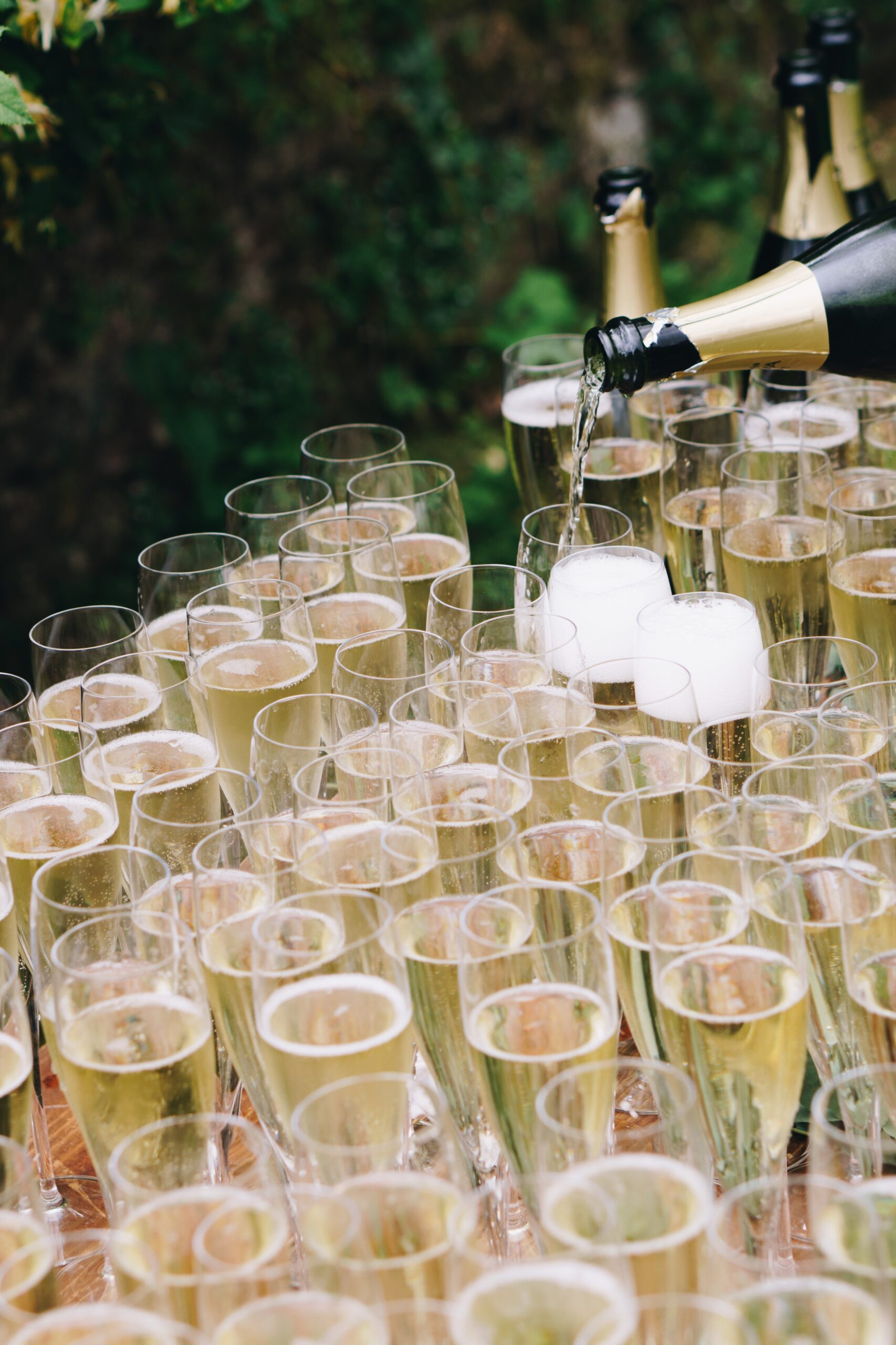 Traveling Bar Orlando Bubbly Package